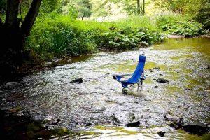 relaxen in natuur